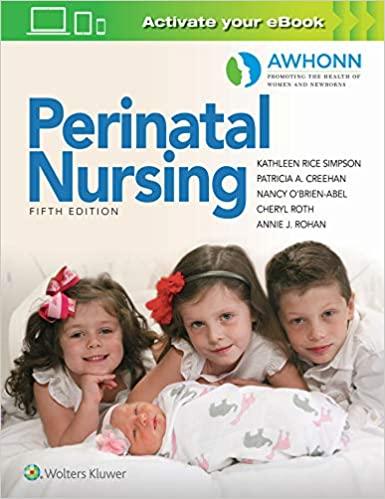 Perinatal nursing